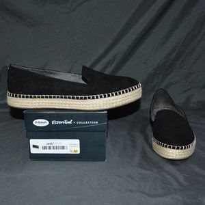 $73 Dr. Scholl's Hi There Slip On Espadrille 9.5